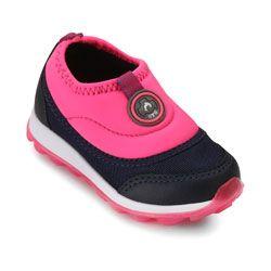 Tênis Botinho Infantil BT18-631 Marinho-Pink