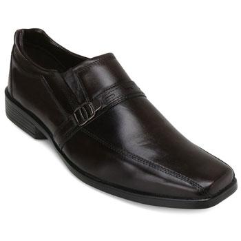 Sapato Bristelli Masculino 12027 Café-Marrom TAM 44 ao 48