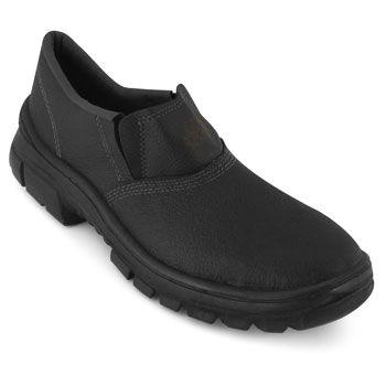 Sapato Imbiseg Elástico Preto TAM 44 ao 48
