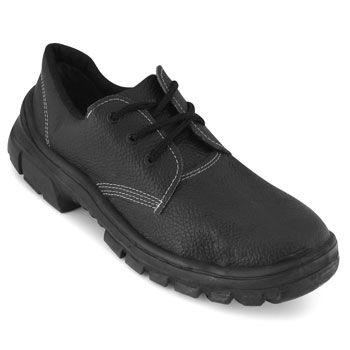 Sapato Imbiseg Cadarço Preto TAM 44 ao 48