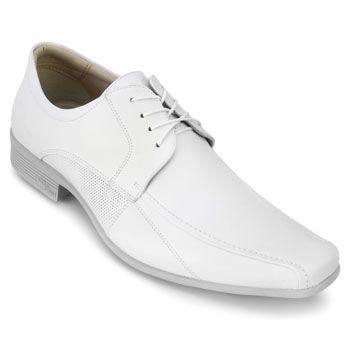 Sapato Jota Pe Masculino 13163 Branco
