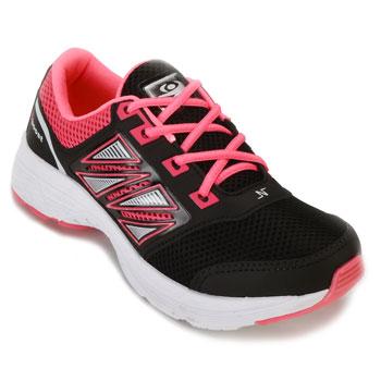 Tênis Neec NC18-X284 Preto-Pink