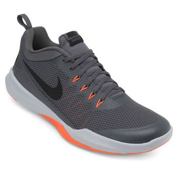 Tênis Nike Legend Trainer NK19 Cinza-Laranja TAM 44 ao 48