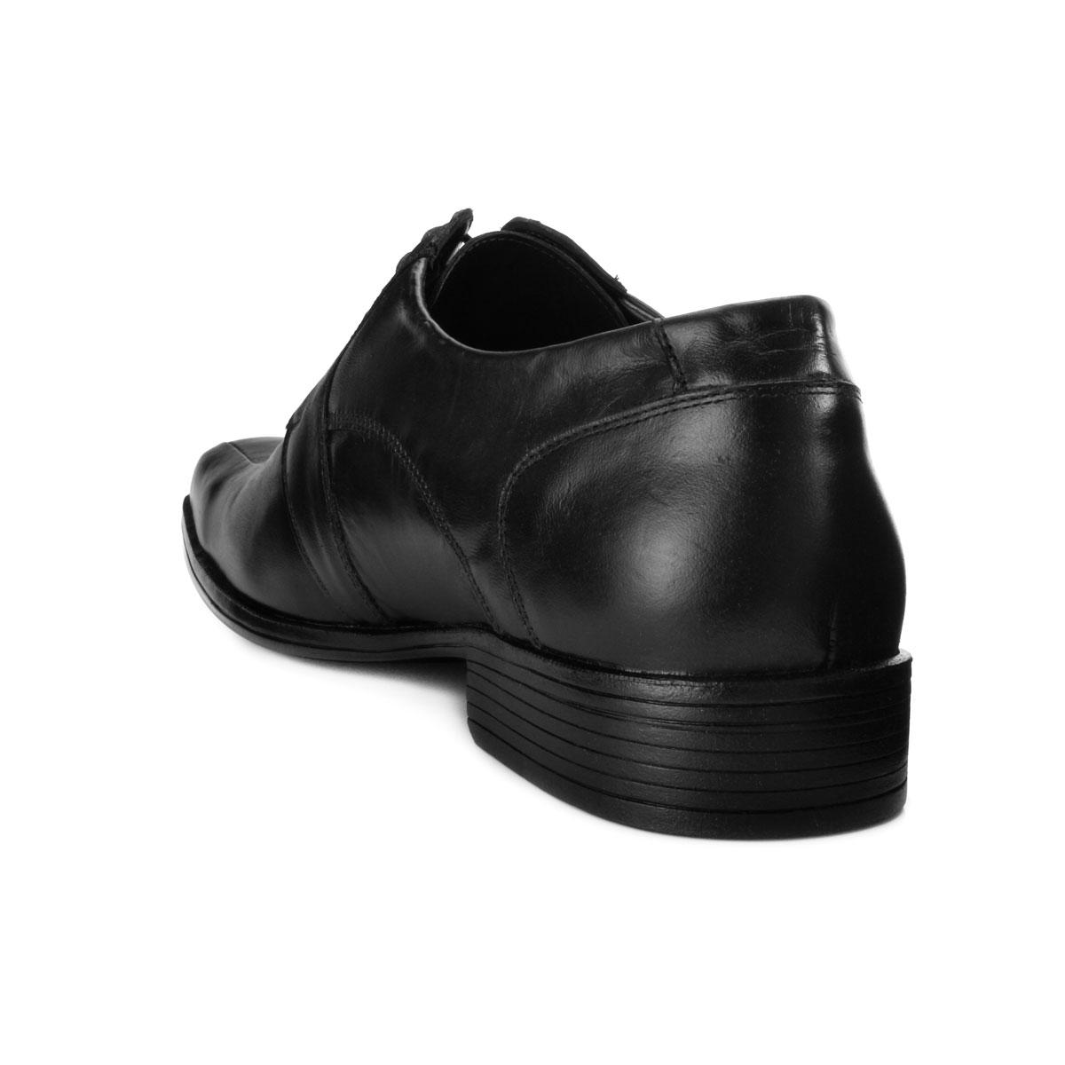600390c3d Sapato Parello Masculino 4005 Preto TAM 44 ao 50 | Tenishoes