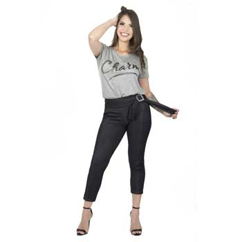 Calça Cropped Catwalk 2165CO Jeans TAM P ao GG